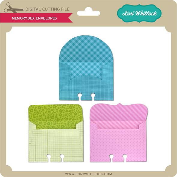 Memorydex Envelopes