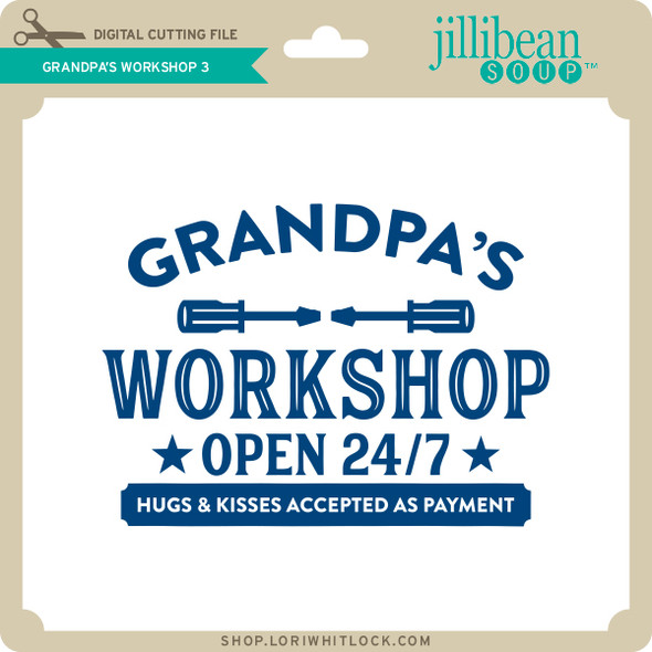 Grandpa's Workshop 3
