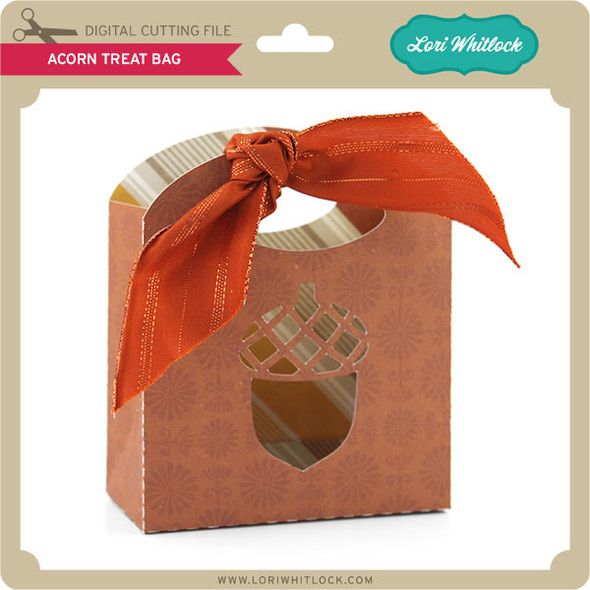 Acorn Treat Bag