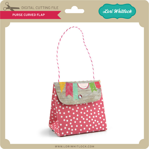 Purse Curved Flap