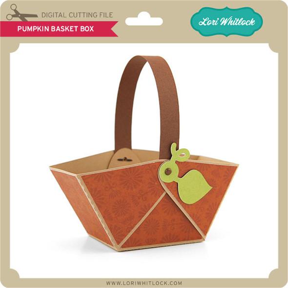 Pumpkin Basket Box