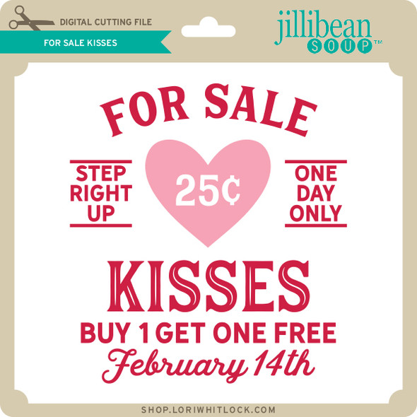 For Sale Kisses