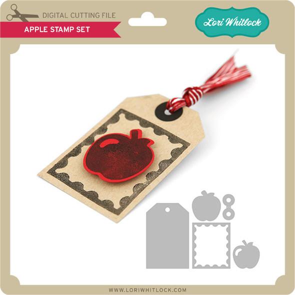 Apple Stamp Set