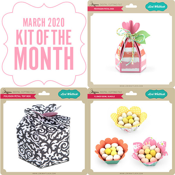 2020 March Kit of the Month