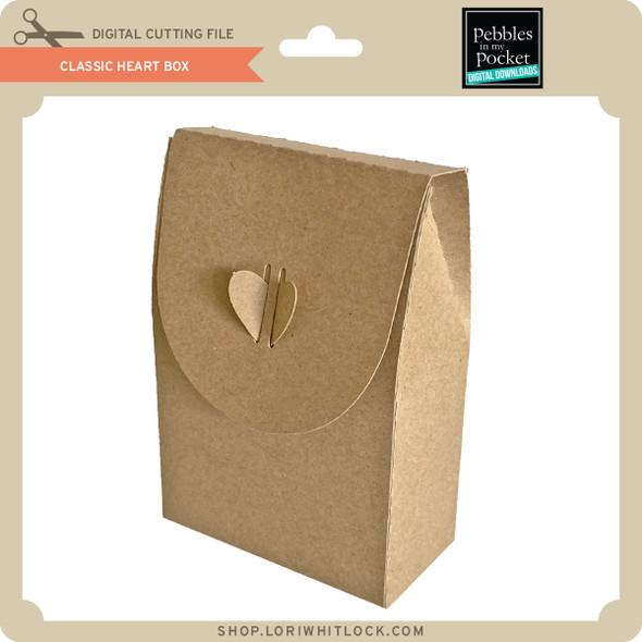 Classic Heart Box