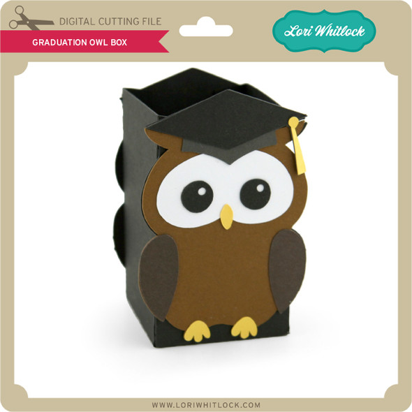Graduation Owl Box