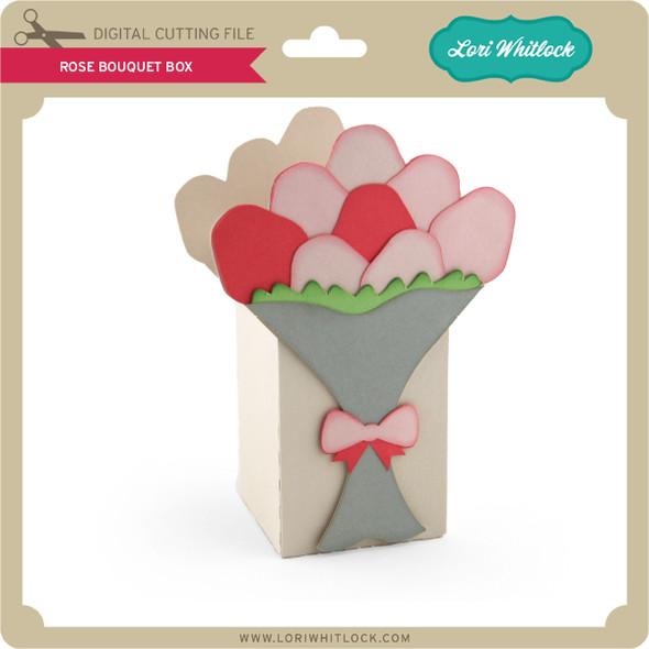 Rose Bouquet Box