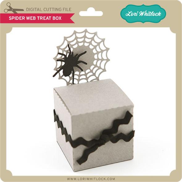 Spider Web Treat Box