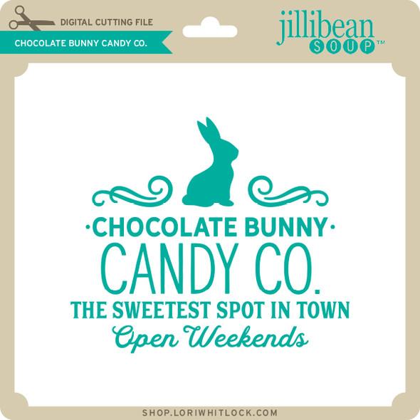 Chocolate Bunny Candy Co