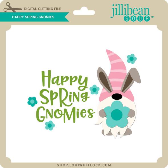 Happy Spring Gnomies