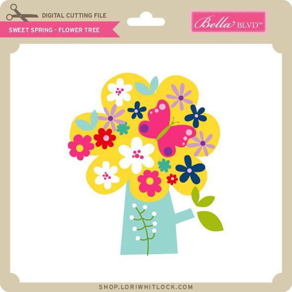 Sweet Spring - Flower Tree