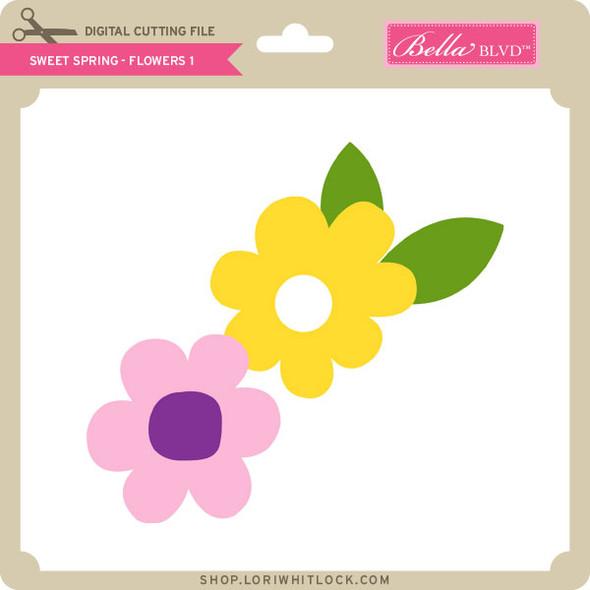 Sweet Spring - Flowers 1