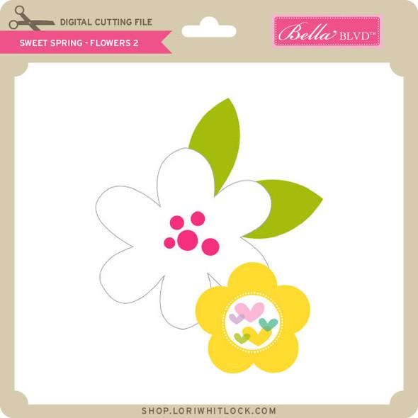Sweet Spring - Flowers 2