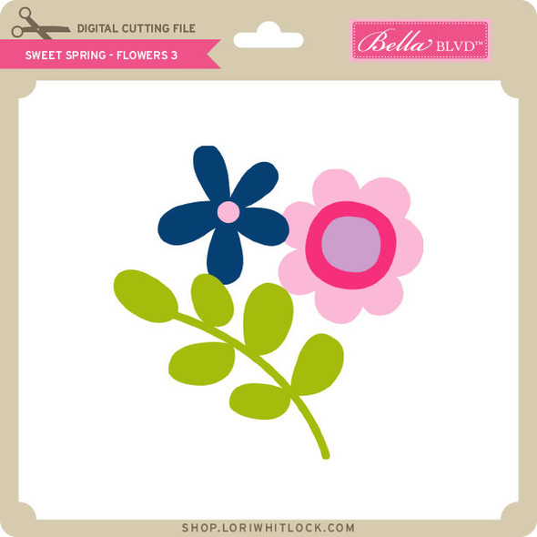 Sweet Spring - Flowers 3