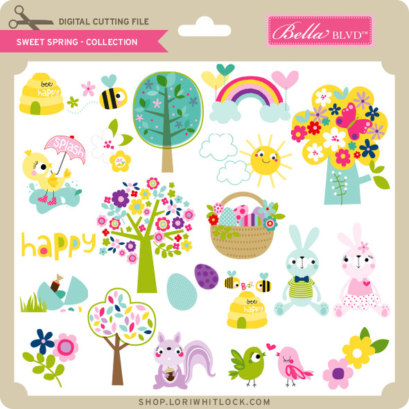Sweet Spring - Collection