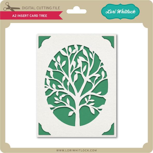 A2 Insert Card Tree