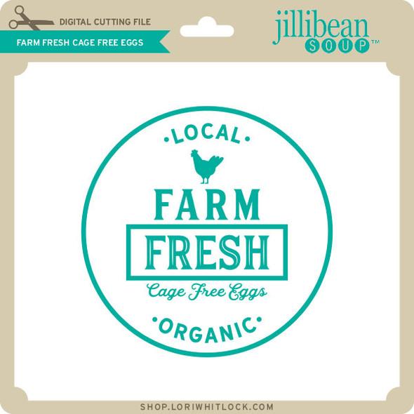 Farm Fresh Cage Free Eggs