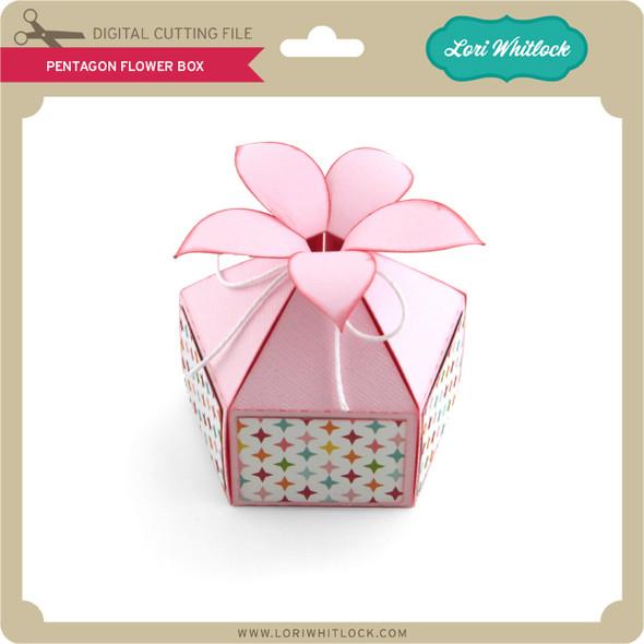 Pentagon Flower Box