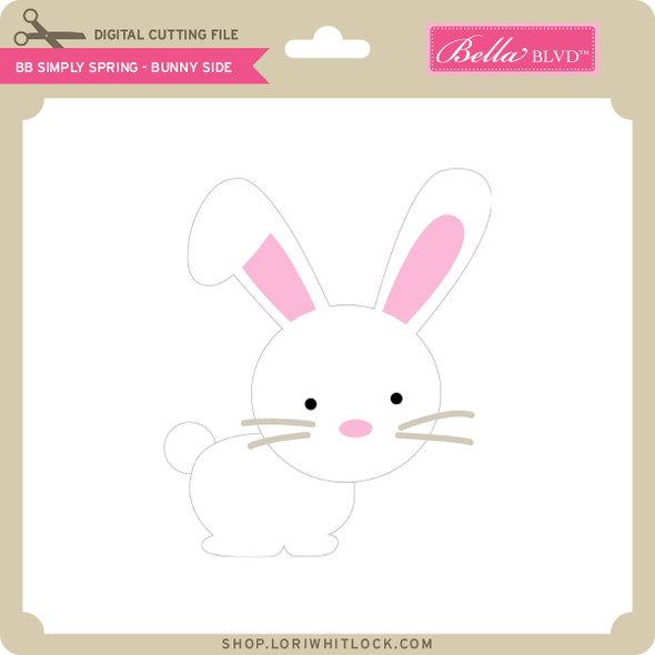 BB Simply Spring - Bunny Side