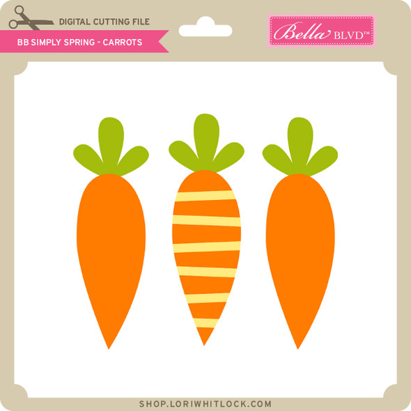 BB Simply Spring - Carrots