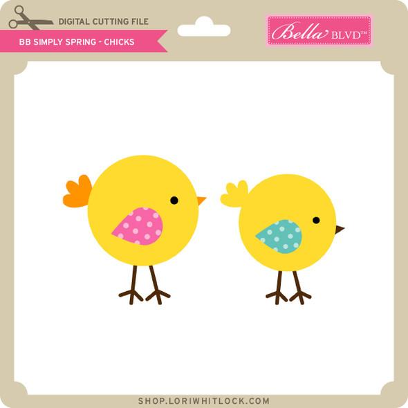 BB Simply Spring - Chicks