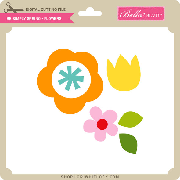 BB Simply Spring - Flowers
