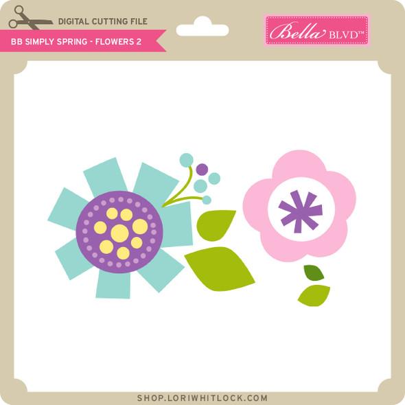 BB Simply Spring - Flowers 2