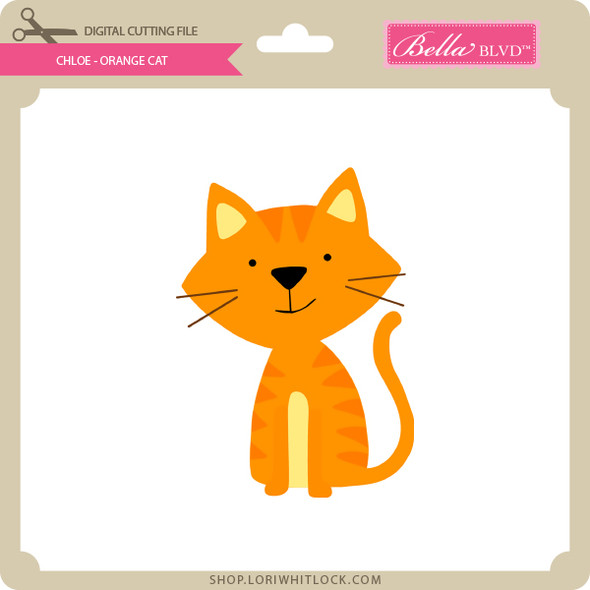Chloe - Orange Cat