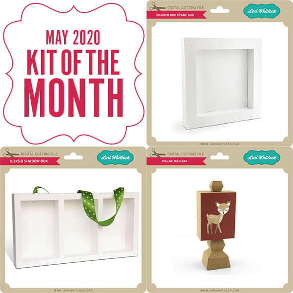 2020 May Kit of the Month