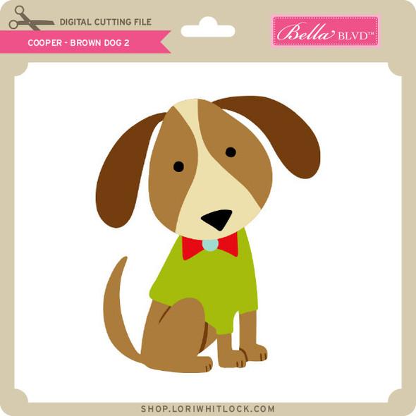 Cooper Brown Dog 2