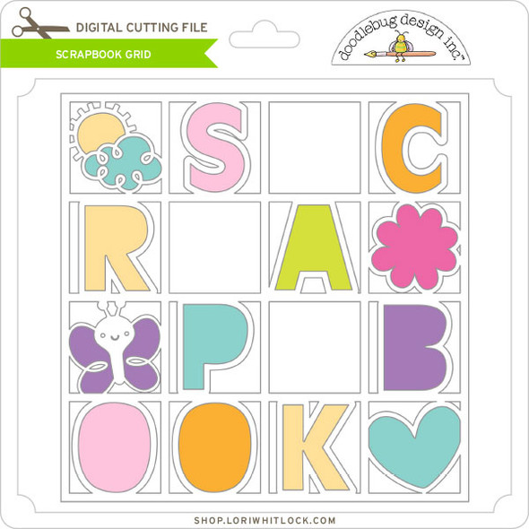 Scrapbook Grid