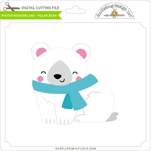 Winter Wonderland - Polar Bear