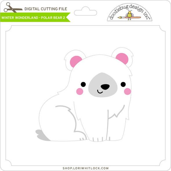 Winter Wonderland - Polar Bear 2