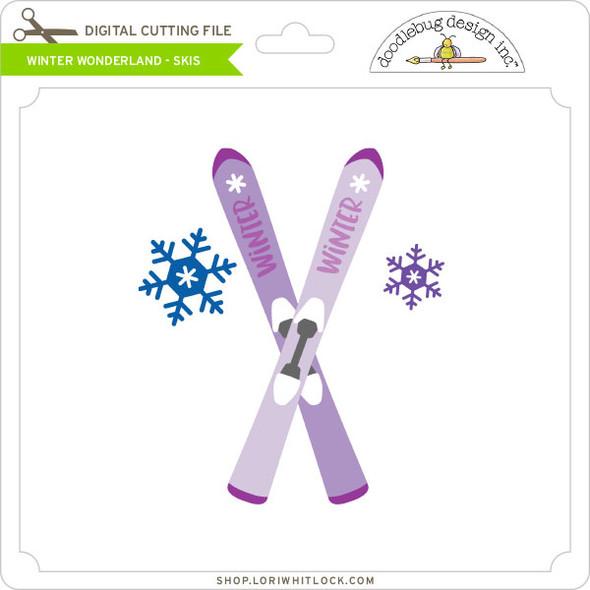 Winter Wonderland - Skis