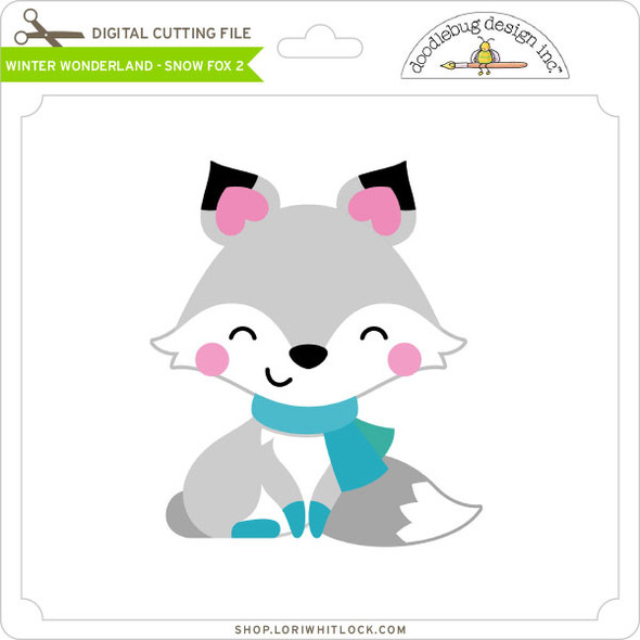 Winter Wonderland - Snow Fox 2