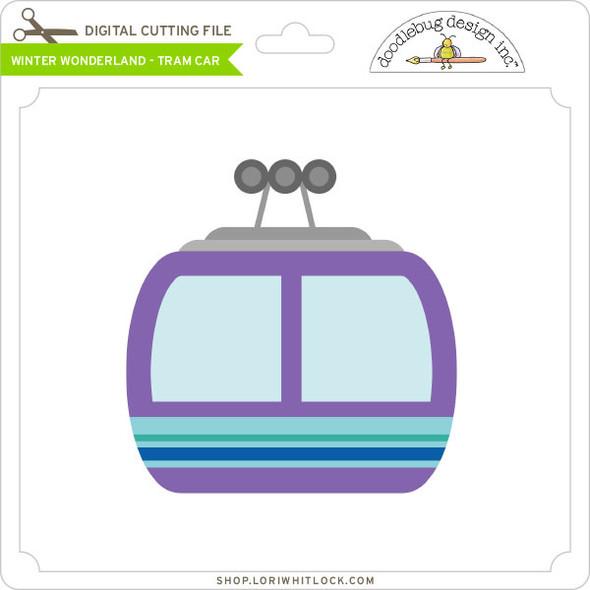 Winter Wonderland - Tram Car