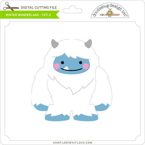 Winter Wonderland - Yeti 2
