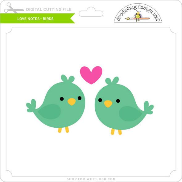 Love Notes - Birds