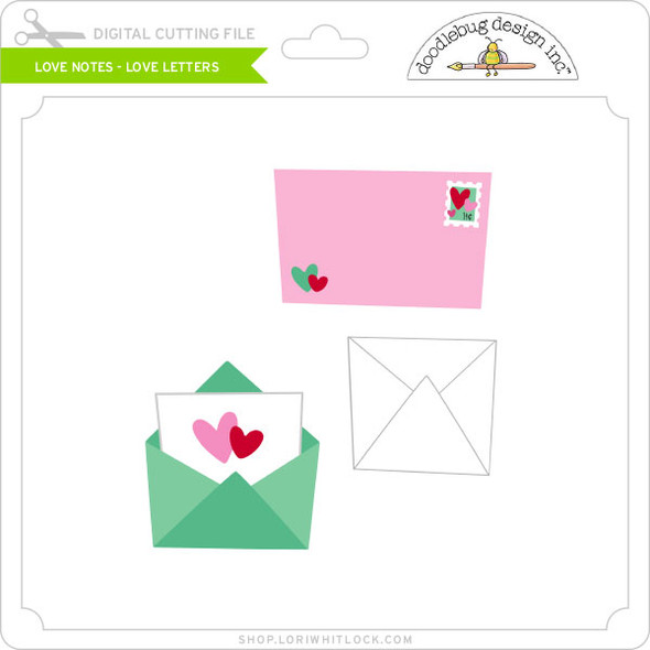 Love Notes - Love Letters