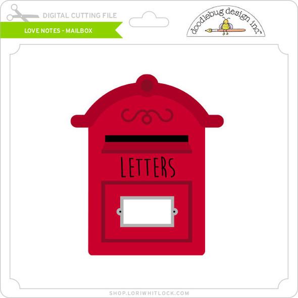 Love Notes - Mailbox