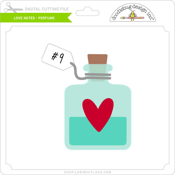 Love Notes - Perfume