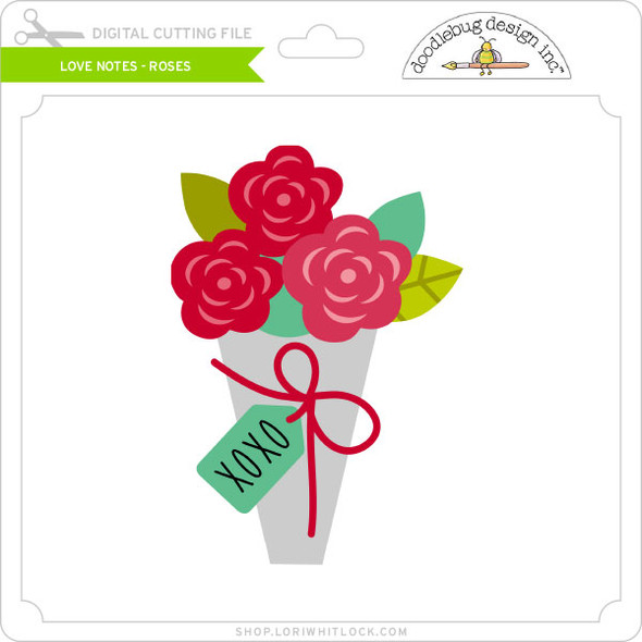 Love Notes - Roses