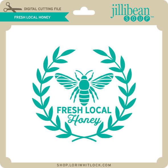 Fresh Local Honey