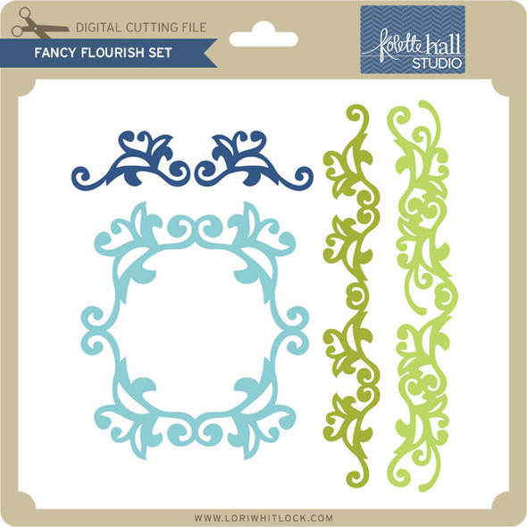 Fancy Flourish Set