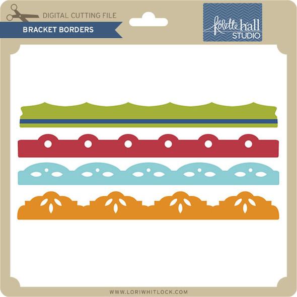 Bracket Borders