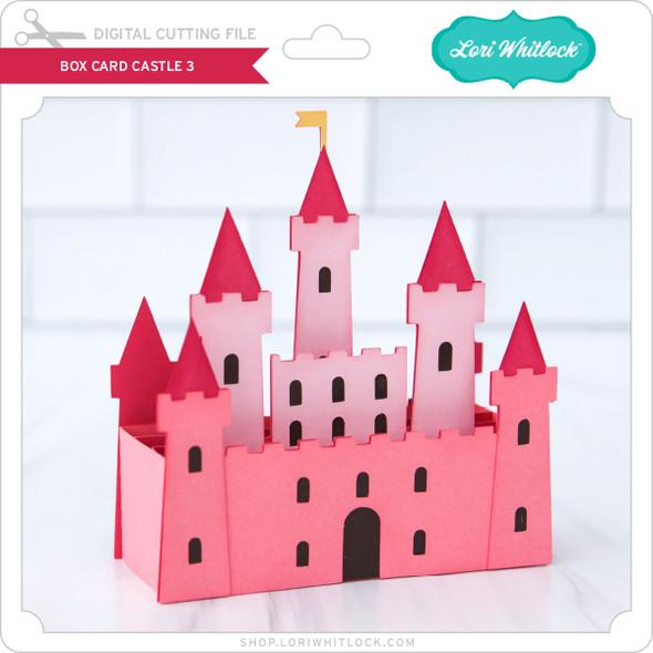 Box Card Castle 3