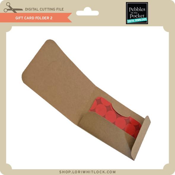 Gift Card Folder 2
