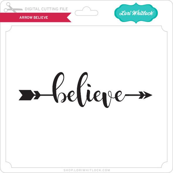 Arrow Believe