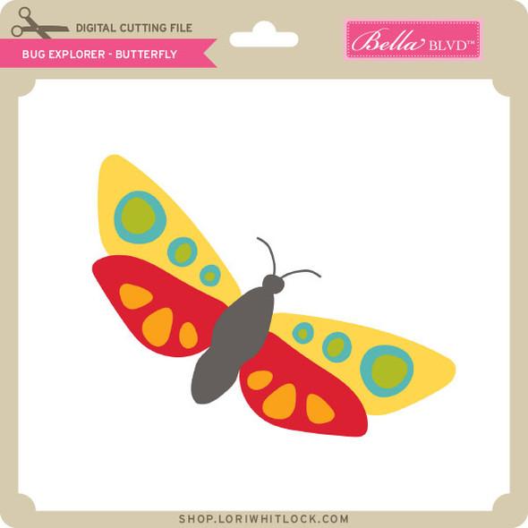 Bug Explorer - Butterfly