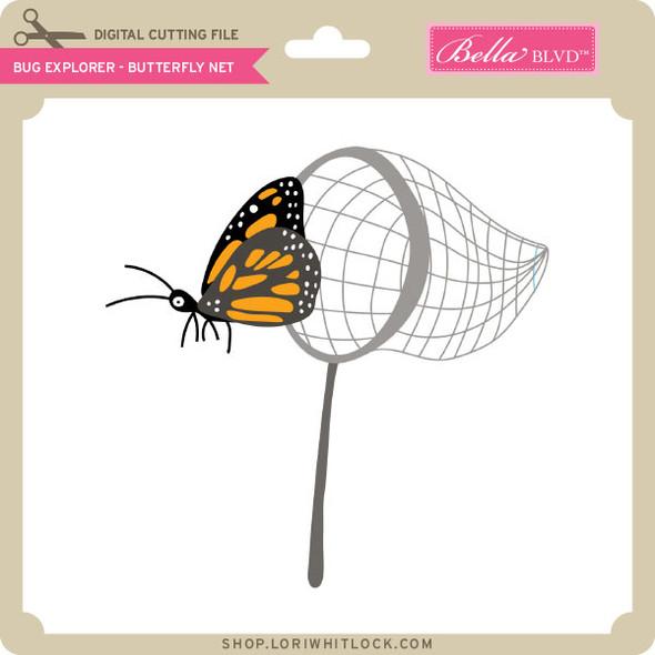 Bug Explorer - Butterfly Net